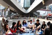 Hồng Kông: Doanh nhân muốn người biểu tình rút lui