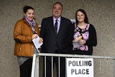 Cuộc bỏ phiếu lịch sử của Scotland