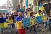 Ukraine xây phòng tuyến quanh miền Đông