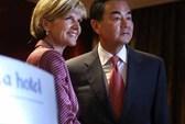 Trung Quốc lại lên giọng về biển Đông