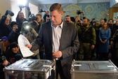 Tranh cãi về bầu cử ở Đông Ukraine