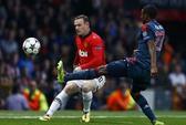 Lượt về Bayern - M.U: Rooney nén đau ra sân
