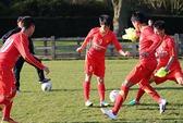 U19 tái ngộ đội trẻ Tottenham