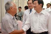 Chủ tịch nước Trương Tấn Sang: Không lệ thuộc để đổi hòa bình!