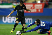 Thủ môn Atletico không được ra sân nếu gặp Chelsea ở bán kết