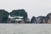 Ngắm vịnh Hạ Long bằng thủy phi cơ: 5,9 triệu đồng/lượt
