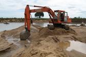Cử tri bức xúc việc khai thác cát lậu ở sông Tiền