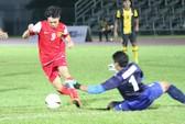 U19 Việt Nam - U22 Malaysia 0-2: Hụt hơi trong hiệp 2