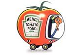 Cà chua dùng làm vật liệu cho ô tô