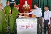 Formosa nhận lại tài sản bị mất trong vụ xô xát ở Vũng Áng