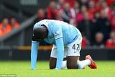 Man City thiệt hại nặng sau thất bại trước Liverpool