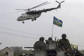 Ukraine: 3 trực thăng bị bắn hạ tại Slavyansk, phi công thiệt mạng