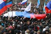 Ukraine bắt 15 người nghi âm mưu nổi dậy ở miền Đông