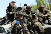 Nga tập trận rầm rộ gần biên giới Ukraine