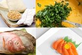 7 bí quyết nấu ăn cho người bị ung thư