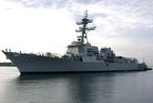 Máy bay, tàu chiến Mỹ tập trận sát Nga