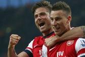 Đè bẹp Newcastle, Arsenal mơ mộng Champions League