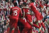 Đè bẹp Tottenham, Liverpool lên ngôi đầu giải Ngoại hạng