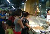 Mệt mỏi như mua hàng ở Lotte Center