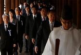 Hàng trăm nghị sĩ Nhật