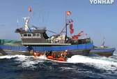 Sắp vào mùa ghẹ hoa, Hàn Quốc truy quét tàu cá Trung Quốc