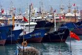 """Lợi dụng đại dịch Ebola, tàu Trung Quốc đánh cá """"chui"""" ở Tây Phi"""