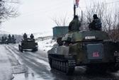 Mỹ tố xe tăng Nga tiếp tục vượt biên vào Ukraine