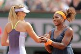 Khó cản bước Serena, Sharapova