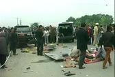 246 người chết vì TNGT trong 7 ngày nghỉ Tết