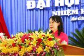 An Giang lần đầu tiên có nữ bí thư tỉnh ủy