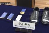Vụ cơ trưởng mang lậu 4 kg vàng: Chưa phát hiện bất thường