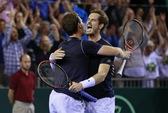 Andy Murray đưa tuyển Anh vào chung kết Davis Cup sau 37 năm