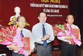 Bí thư Bình Thuận về trung ương làm Thứ trưởng LĐ-TB-XH
