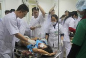 Sập giàn giáo Formosa: Danh sách các nạn nhân tử vong, bị thương