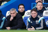 Ông Mourinho làm mặt lạnh sau trận thua nhục nhã Bradford