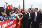 Làm sâu sắc quan hệ Việt - Mỹ