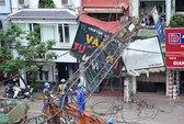 Vụ gãy cần cẩu ở Hà Nội: Điều tra, xử lý nghiêm