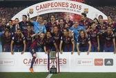 Messi lập cú đúp, Barcelona đoạt Cúp Nhà vua