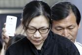 Cựu Phó Chủ tịch Korean Air được thả tự do