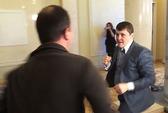 Nghị sĩ Ukraine choảng nhau không thương tiếc
