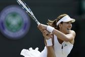 Sharapova lập kỷ lục thất bại, Muguruza lần đầu vào chung kết