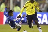 Brazil thua cay đắng trước Colombia, Neymar nổi nóng nhận thẻ đỏ
