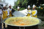 Sẽ phục vụ miễn phí chiếc bánh xèo kỷ lục Việt Nam