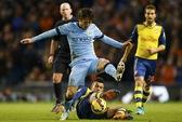 Góp công hạ Man City, sao trẻ Arsenal được tưởng thưởng