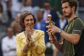 Andy Murray : Thi đấu thăng hoa nhờ… lấy được vợ
