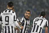 Ronaldo lập công, Real Madrid vẫn thua Juventus 1-2