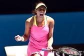 Serena vào bán kết, Venus dừng bước trước Madison Keys