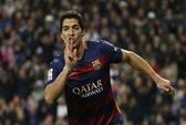 Pichichi và Chiếc giày vàng châu Âu tôn vinh Suarez