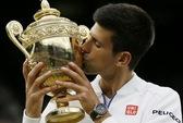 Federer ngậm ngùi, Djokovic lần thứ ba đăng quang ở Wimbledon