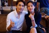 """""""Fan"""" chúc phúc Lưu Diệc Phi và Song Seung Hun"""
